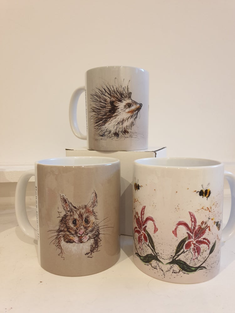 Image of  Mugs (assorted designs)