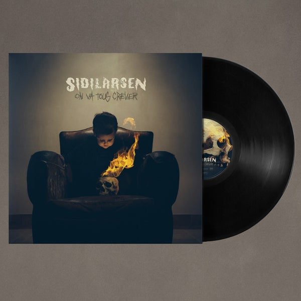 "Image of Sidilarsen ""On va tous crever"" vinyle"
