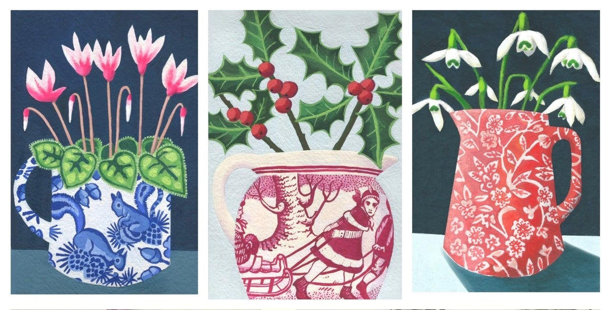 It's Cold Outside - Set of 3 Prints