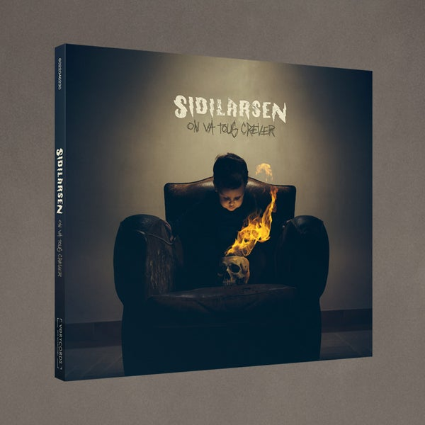 "Image of Sidilarsen ""On va tous crever"" CD"