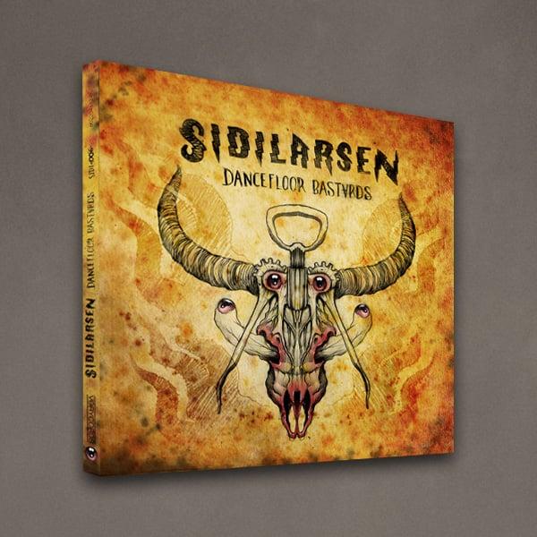 "Image of Sidilarsen ""Dancefloor bastards"" CD"