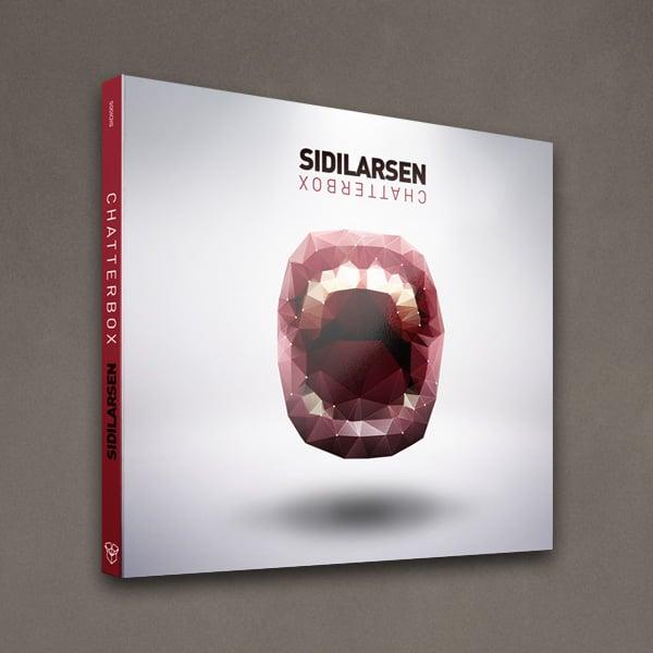 "Image of Sidilarsen ""Chatterbox"" CD"