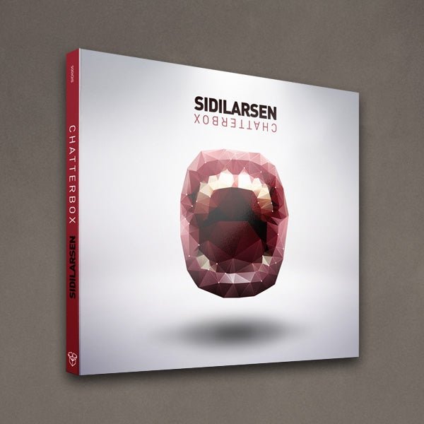 "Image of Sidilarsen ""Chatterbox"" CD"