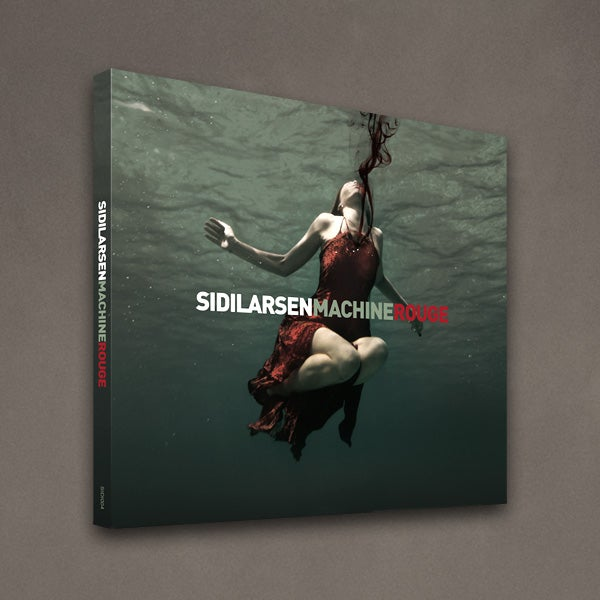 "Image of Sidilarsen ""Machine rouge"" CD"