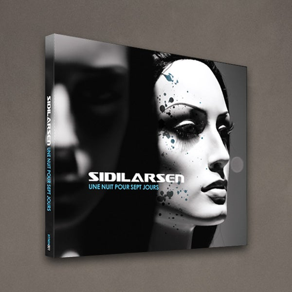 "Image of Sidilarsen ""Une nuit pour sept jours"" CD"