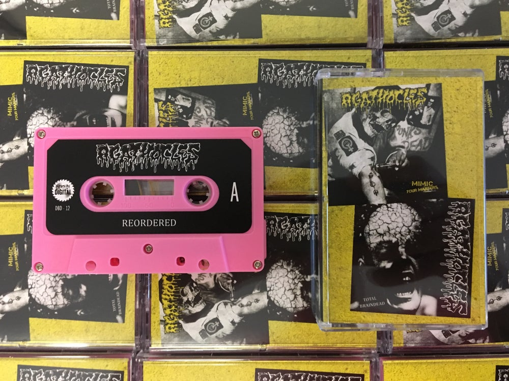 Agathocles - Reordered - Cassette