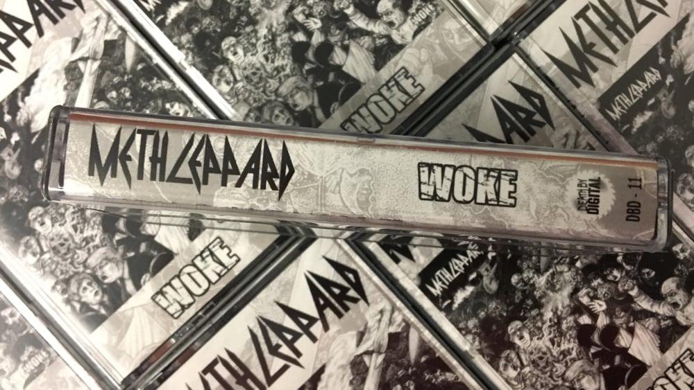 Meth Leppard - Woke - Cassette