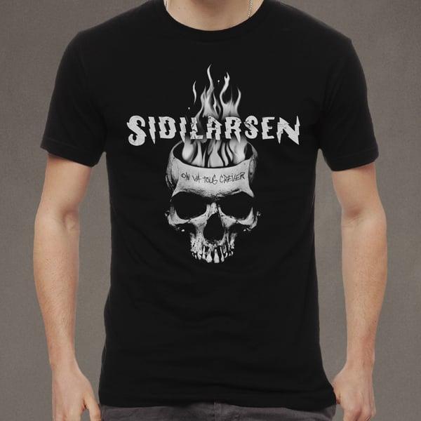"""Image of T-shirt homme """"Fireskull"""""""