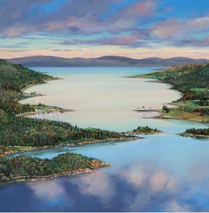 Image of Kyles of Bute giclee print