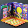3D Fold Out Dollshouse Book