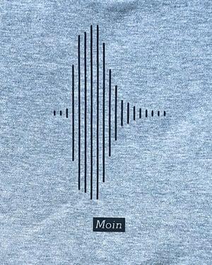 """Image of Babyshirt """"Moin"""" – Das Shirt, das spricht"""