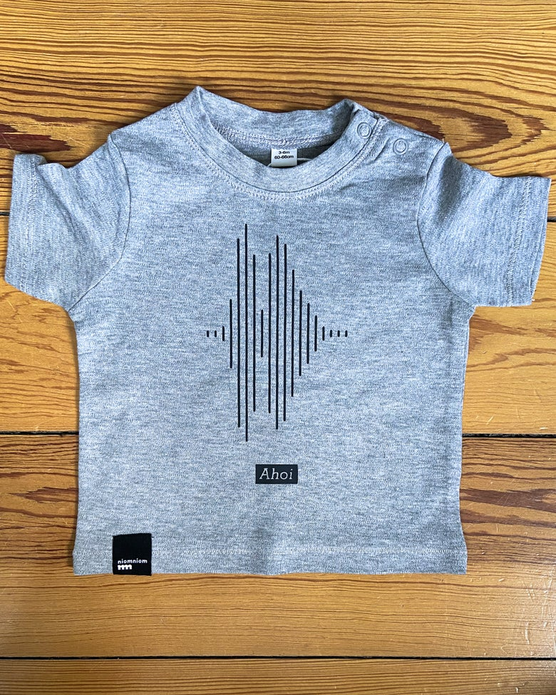 """Image of Babyshirt """"Ahoi"""" – Das Shirt, das spricht"""