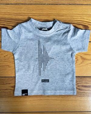 "Image of Babyshirt ""Digga"" – Das Shirt, das spricht"