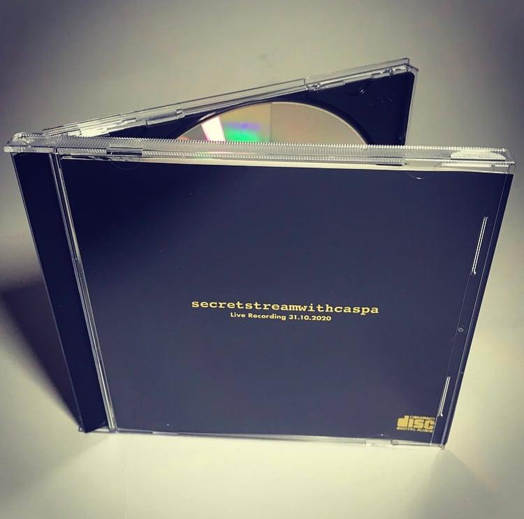 Image of secretstreamwithcaspa Mp3 CD [FREE]