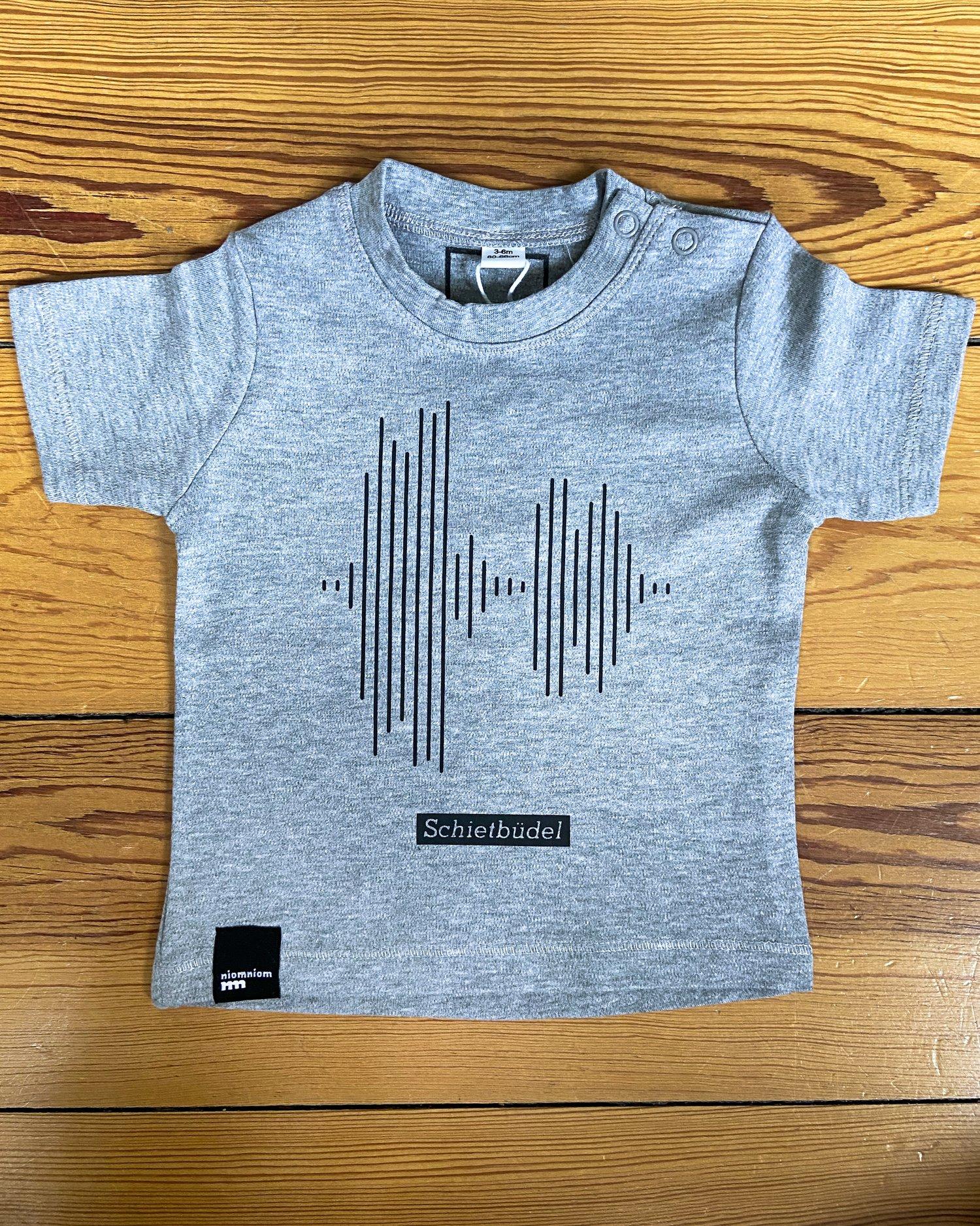 """Image of Babyshirt """"Schietbüdel"""" – Das Shirt, das spricht"""
