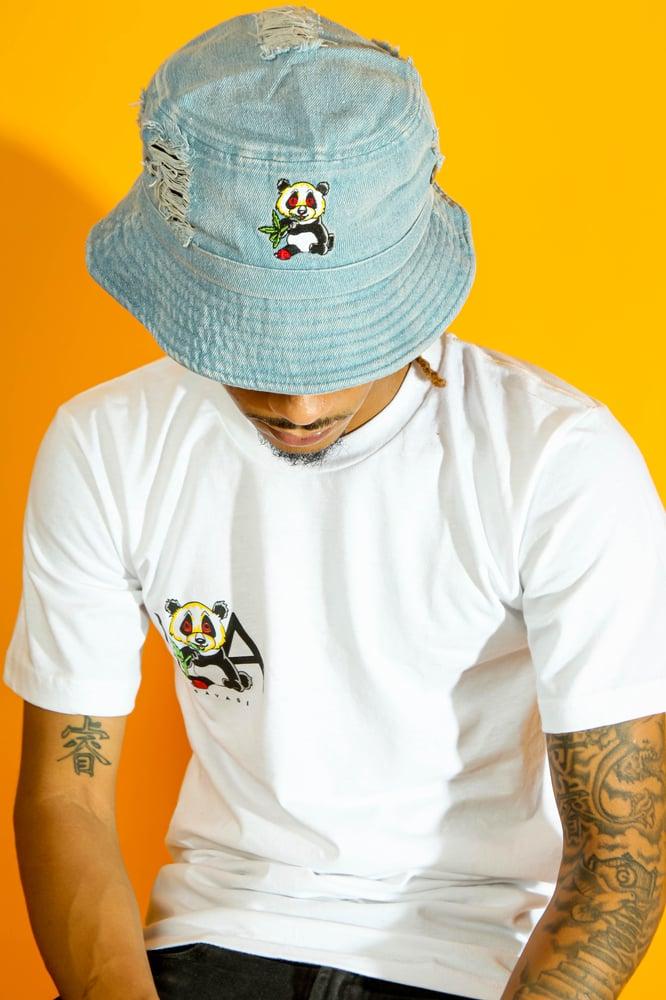 Image of DENIM BUCKET HAT