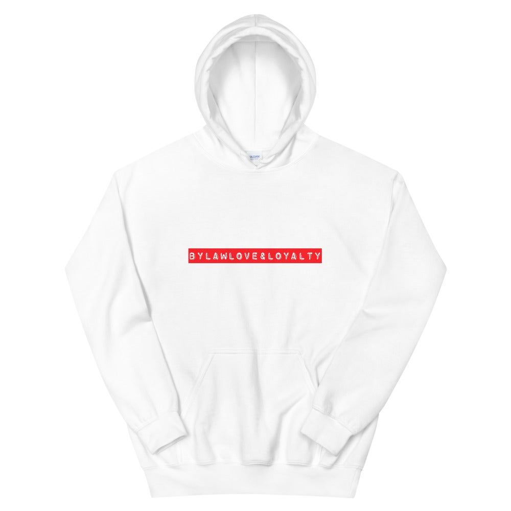 Image of The Supreme Font ByLawLove&Loyalty Hoodie