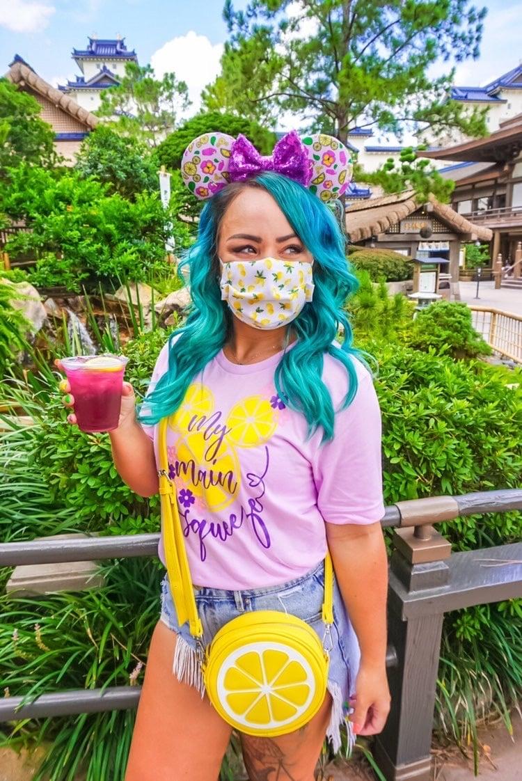 Image of Violet Lemonade