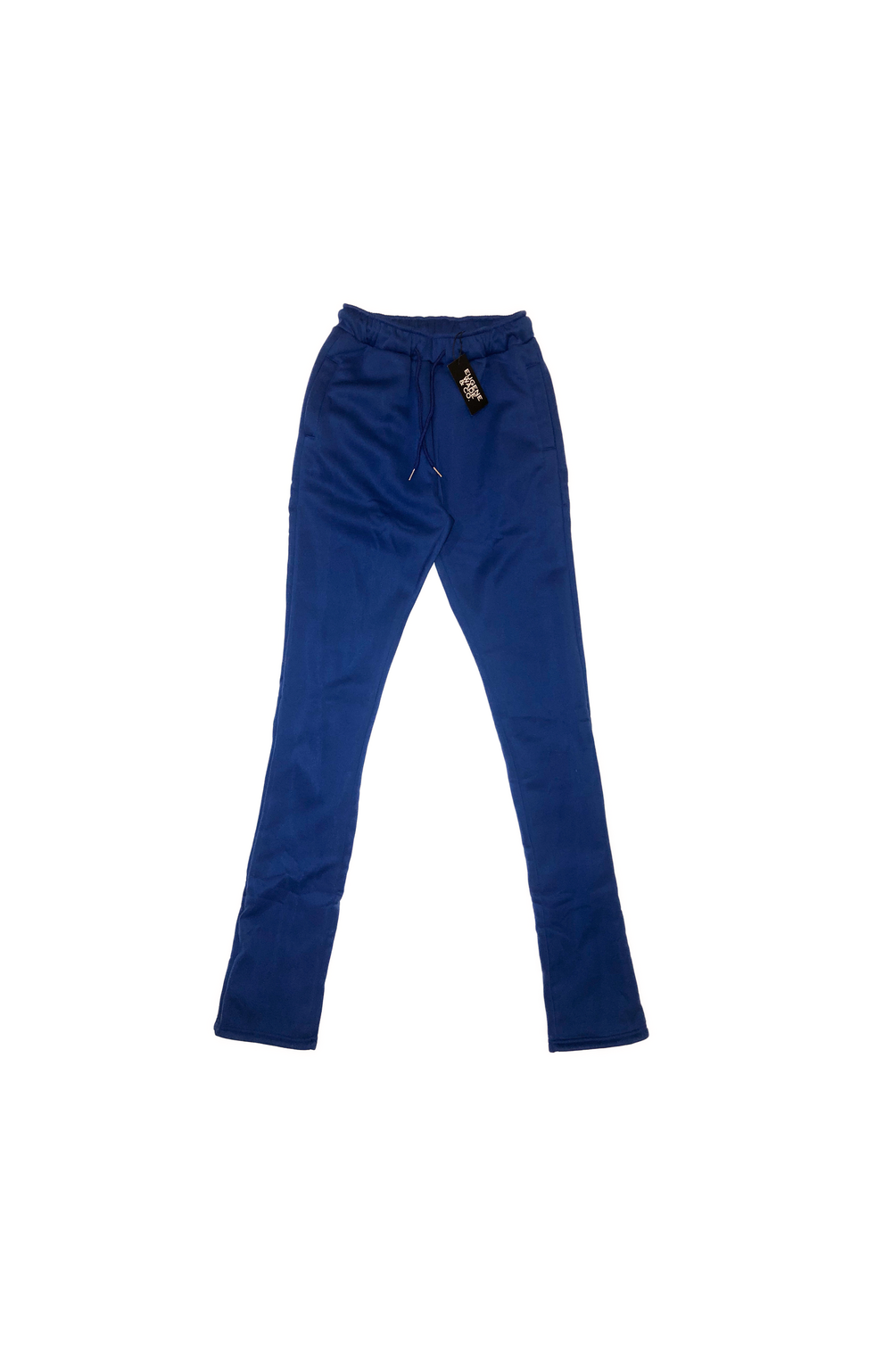 STACKED PANTS (Blue)