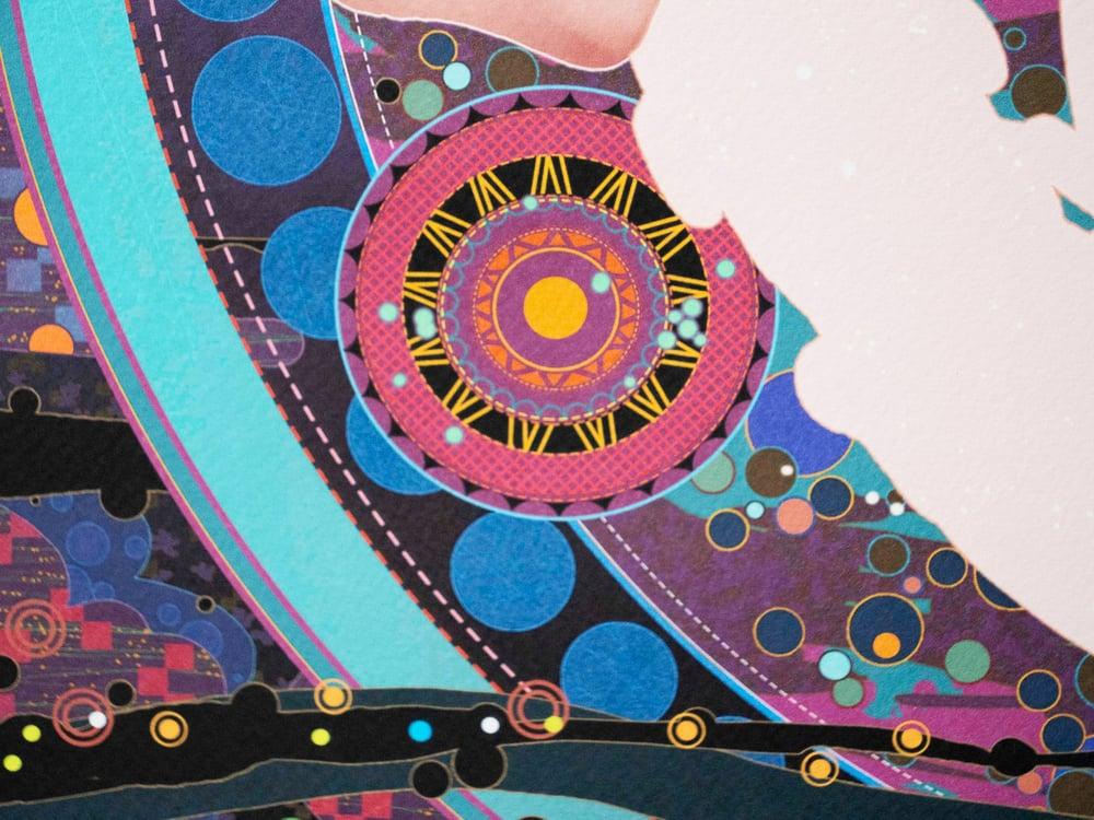 CASIMIR ART Limited Print - Moon Festival  / 中秋 限量版畫