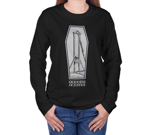 Image of Madame Guillotine Long Sleeve Shirt