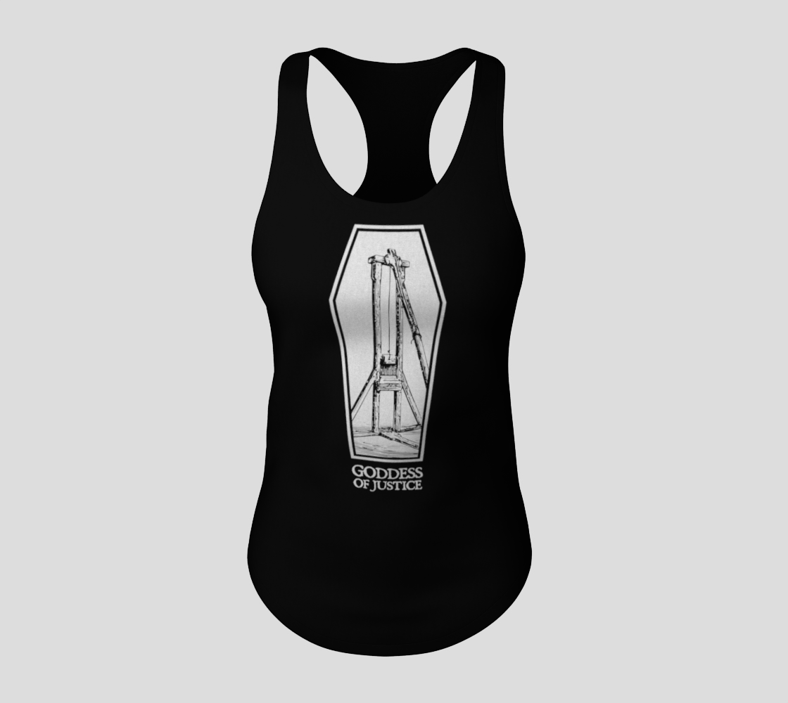 Image of Madame Guillotine Tank Top