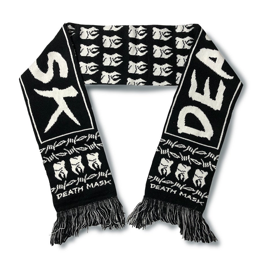 Image of DM soccer scarf