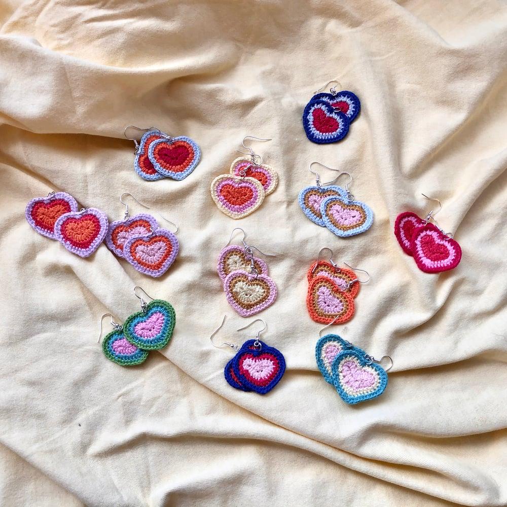 Image of Single Heart Drops