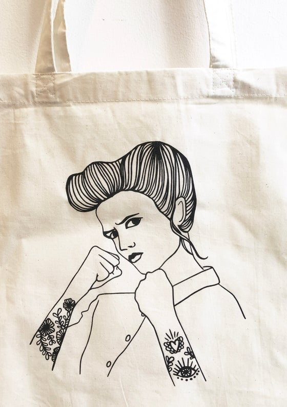 Image of Power to the people - Tote