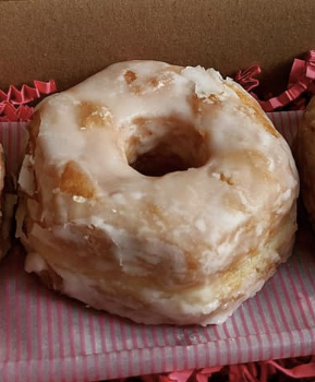 Image of Naked Glazed Cronuts - £13