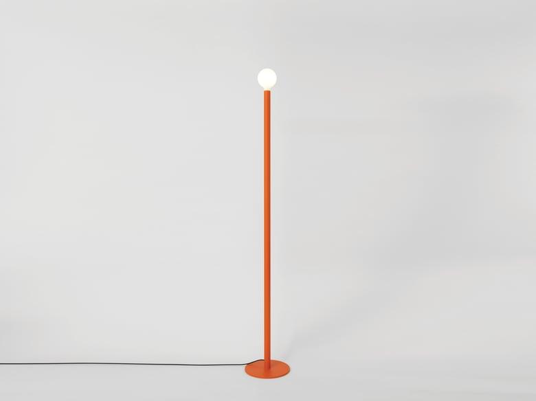 Image of Stehleuchte orange