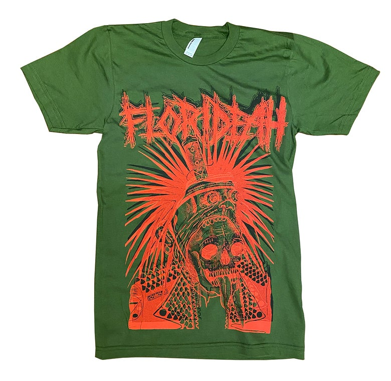 Image of Florideah Crust shirt