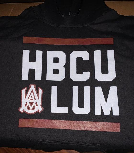 Image of HBCU Alum Black Hoodie