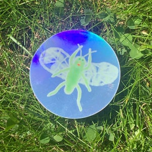 Greenfly Sticker