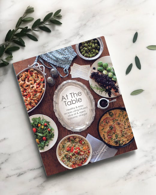 """At the Table"" Cookbook *PICK UP IN STORE*"