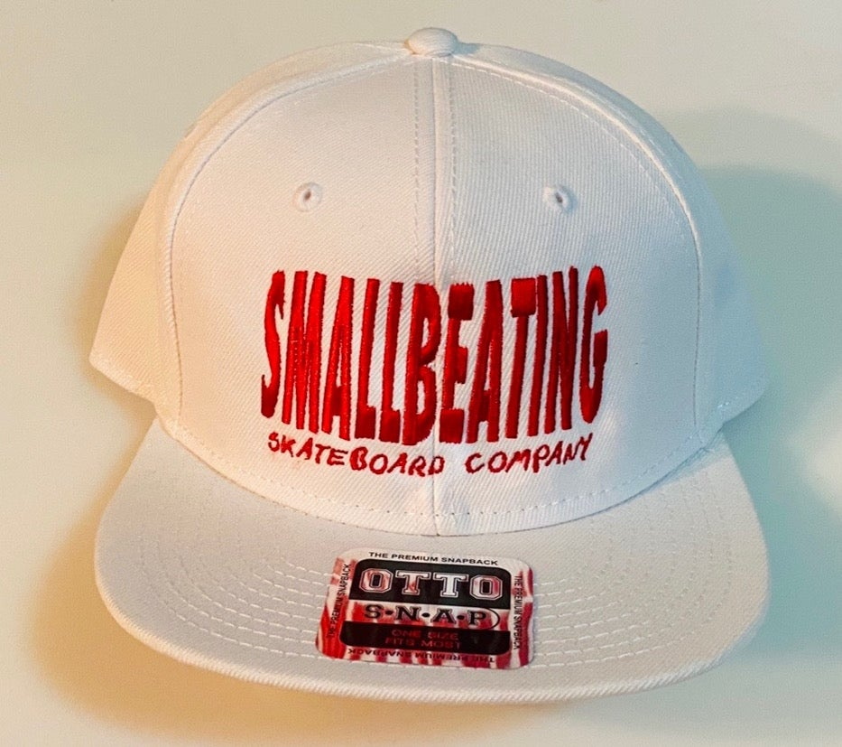 Image of BAR LOGO EMBROIDERED HAT