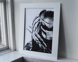 Predator (Limited edition print)