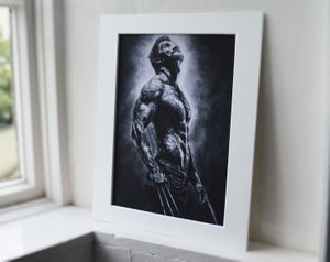 Wolverine (Limited edition print)