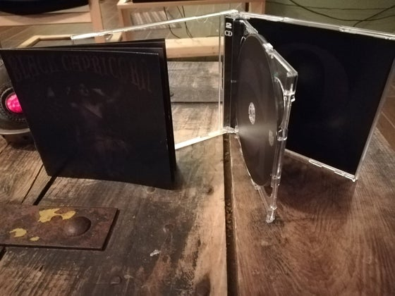 Image of 2CD OMEGA (cult of the dead) 2020 (Sad Sun Music records)