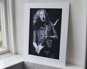 Rory Gallagher (Limited edition print)
