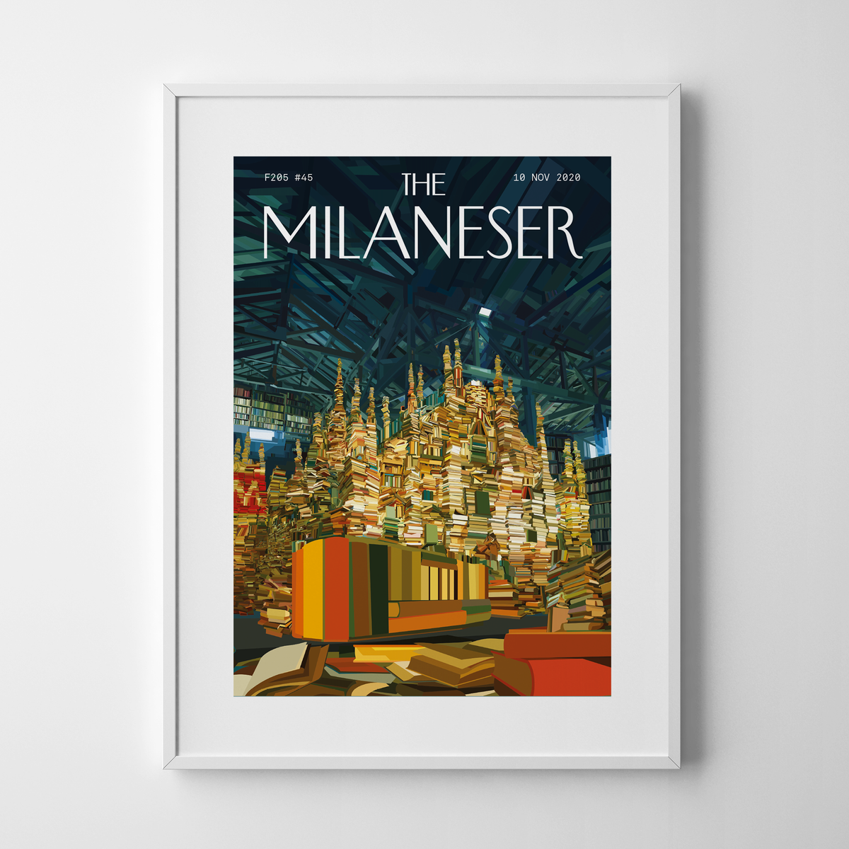 Image of The Milaneser #45
