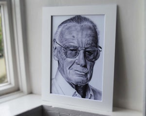 Stan Lee (Limited edition print)