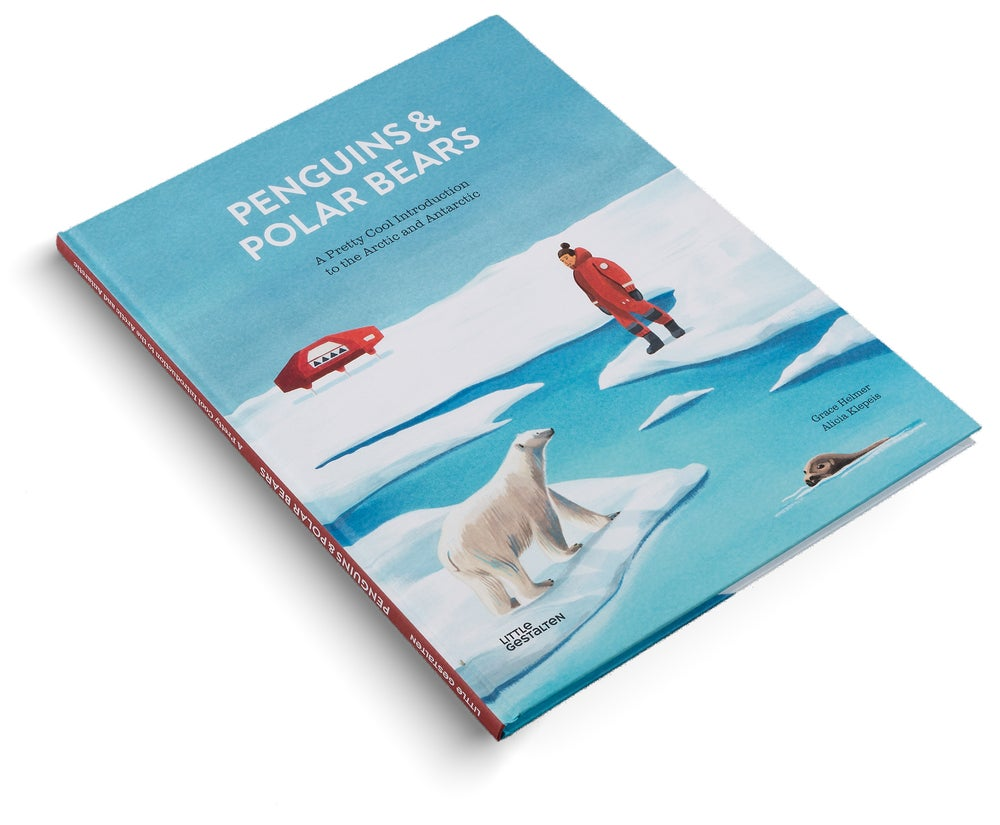 Image of Penguins & Polar Bears (signed copy)