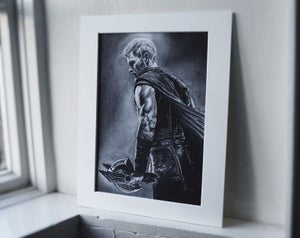 Thor (Limited edition print)