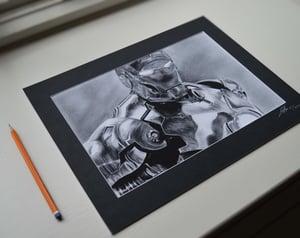 Iron Man (Limited edition print)