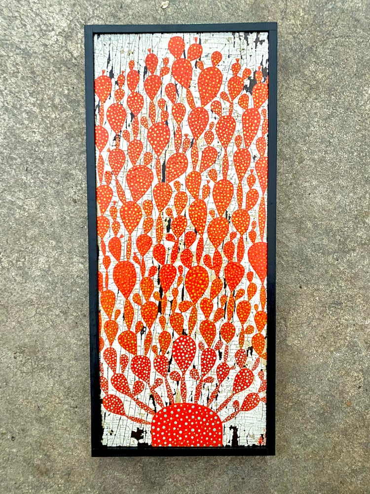 "Image of ""Fire Cactus"" • FREE SHIPPING!!!"