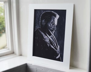 Logan (Limited edition print)