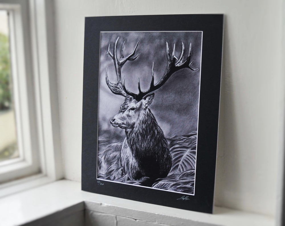 Standing Strong (Limited edition print)