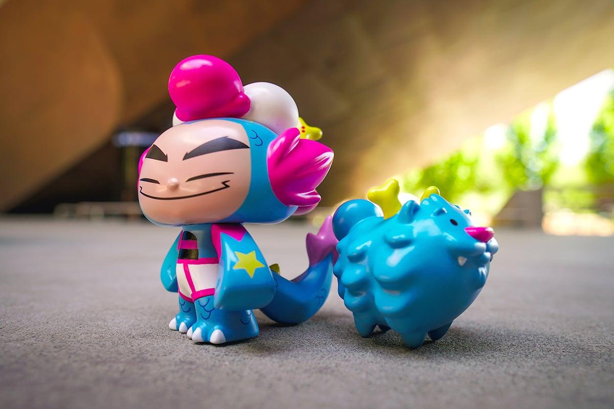 Dragon Boy Super Bubble Blast