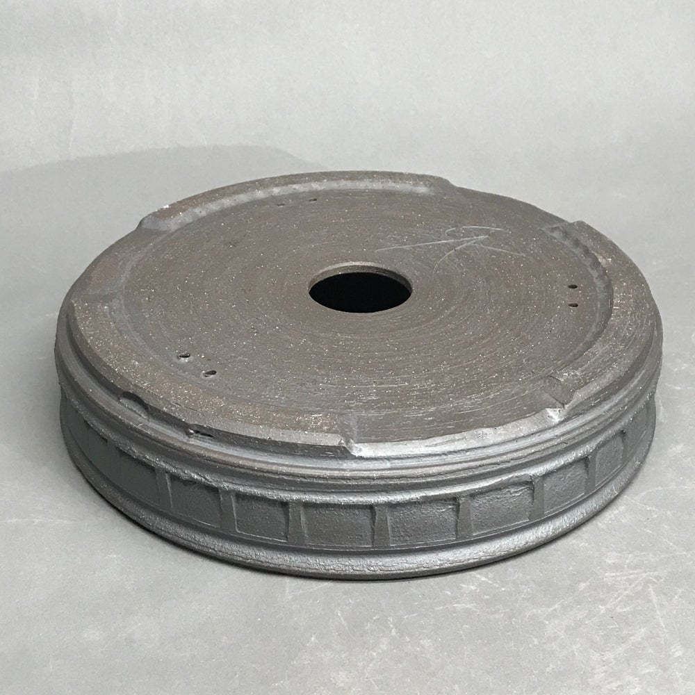 Image of 302 Dark Brown Banded Round
